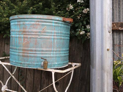 Copper Water Butt