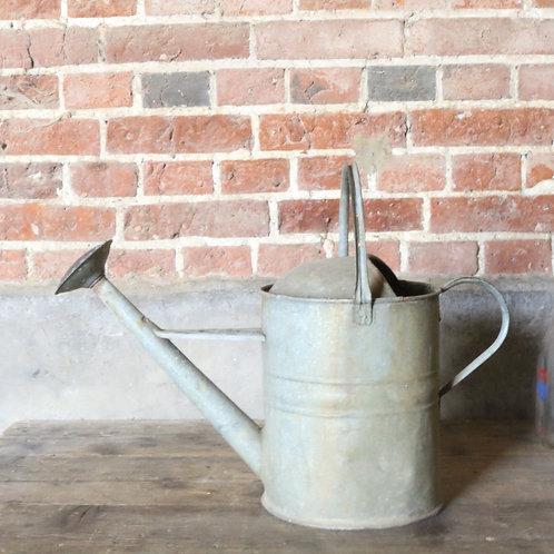 Galvanised Vintage 2L Watering Can