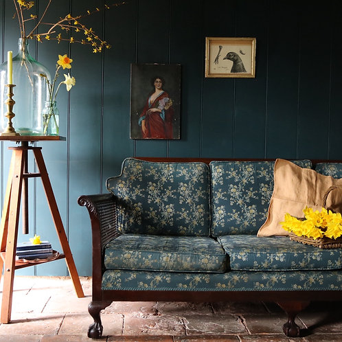 Bergere Sofa and Chair Set