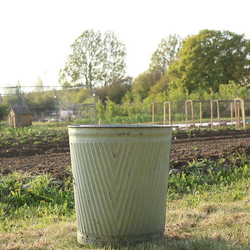 galvanised dolly tubs