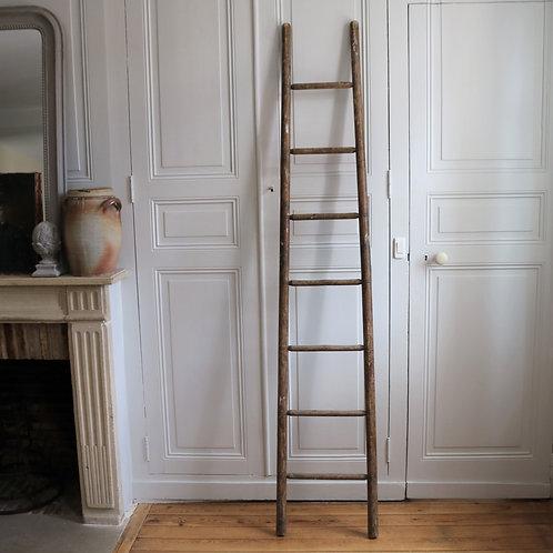 Rustic Vintage Chestnut Ladder