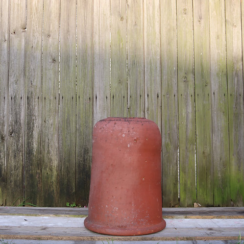 Antique Terracotta Rhubard Forcer Bulwell Sankey