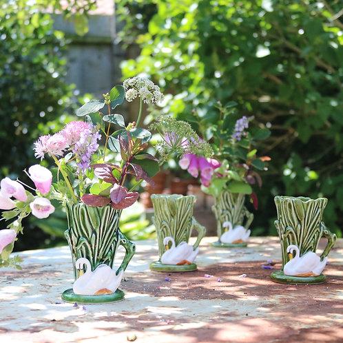 Swan Vases Sylva