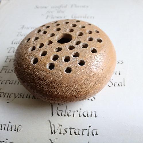 Flower Frog Vintage Pottery