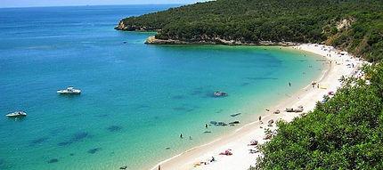 Praia dos Galapinhos Sesimbra