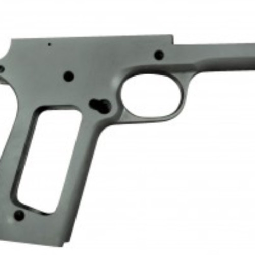 80% 1911 45 ACP Steel Frame