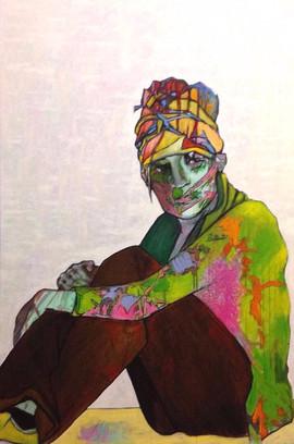 no title acrylic on canvas 2014 120 x 200 cm