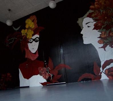 Kulturmaskinens foyer : Foto: Hannibal-Bach