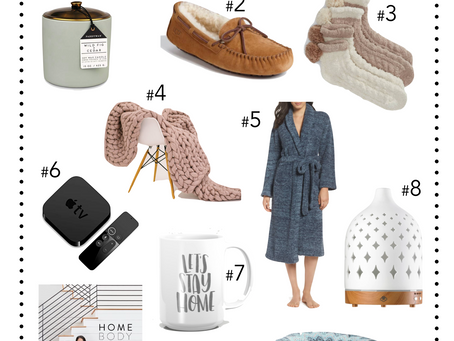 Gift Guide For Her: The Homebody
