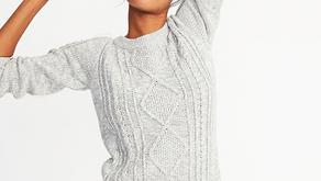 Cozy Sweaters & Cardigans I'm Loving