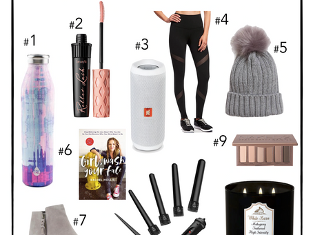 Gift Guide For Her: My Tried + True!