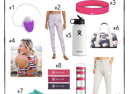 Gift Guide For Her: The Health Guru