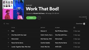 My Workout Playlist On Spotify