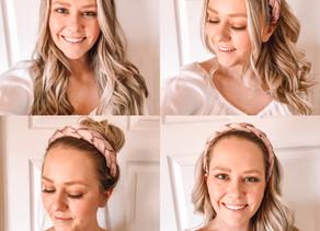 4 Ways To Style A Headband