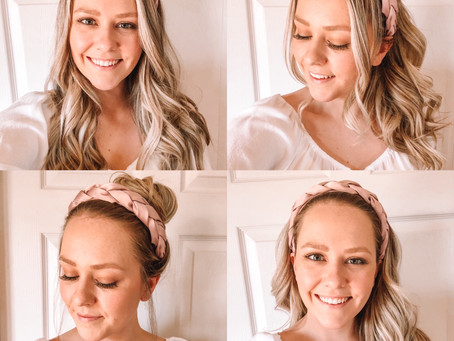 4 Ways To Style A Headband