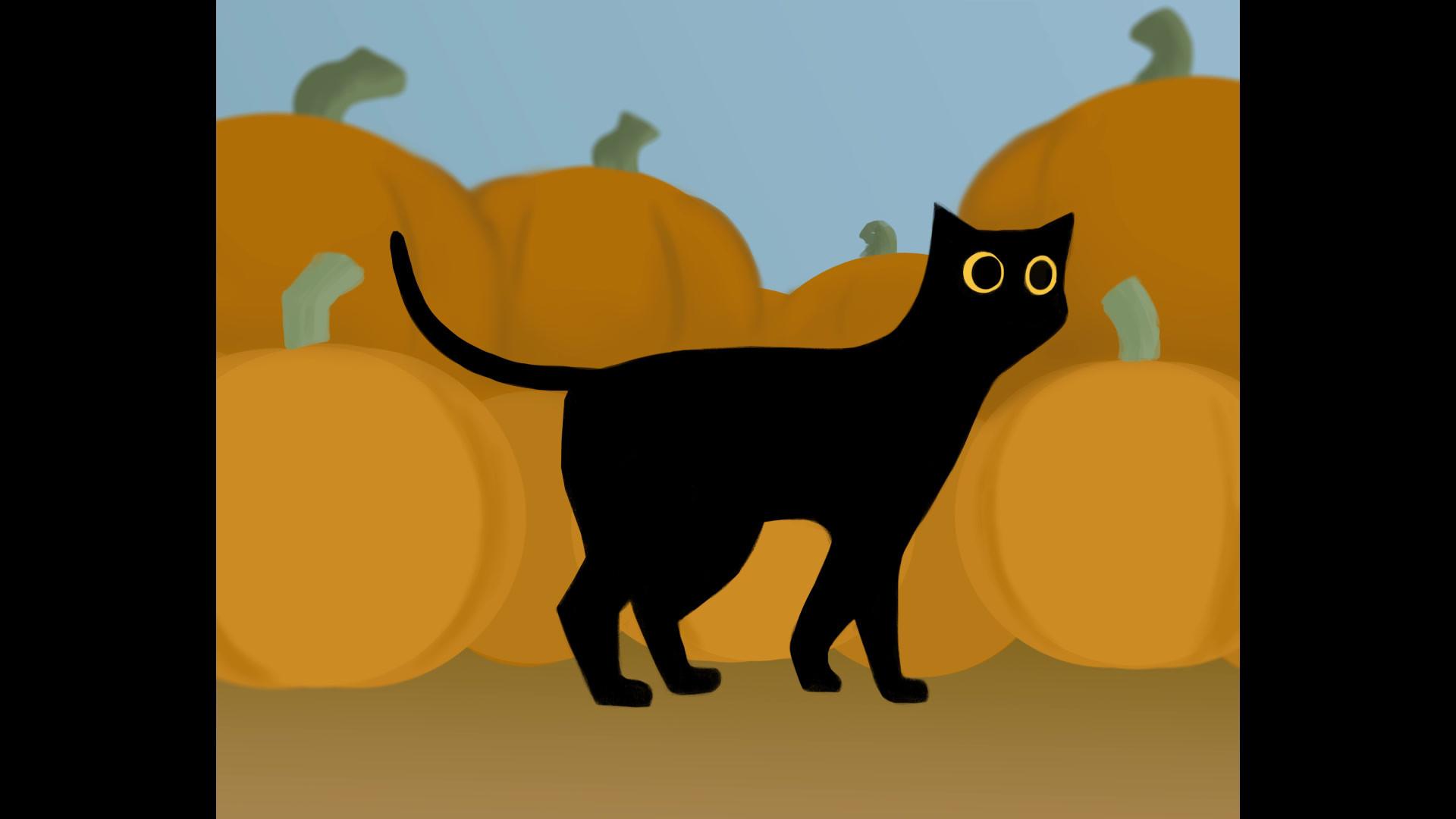 Kitty Cat Animation Test