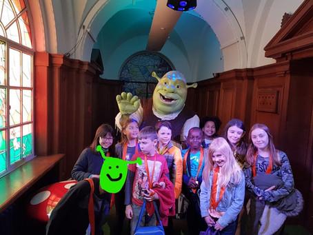 KidsOwn Holiday Club visits Shrek's Adventure!