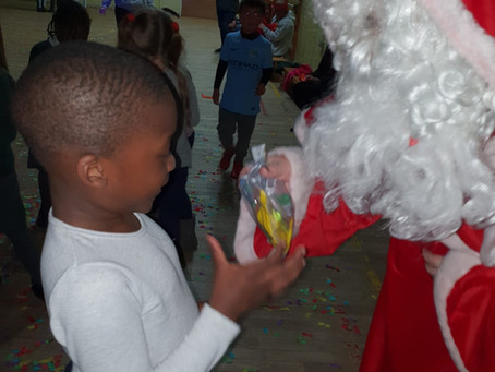 KidsOwn Christmas parties