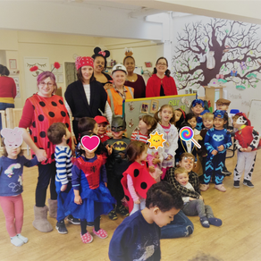 World Book Day at Little KidsOwn