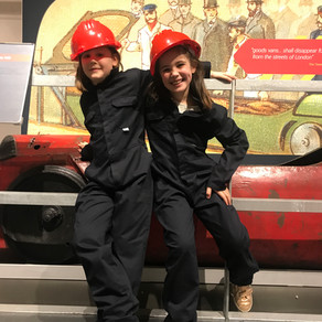 Holiday Club trip to the Postal Museum