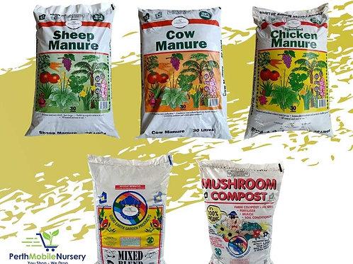 Fertiliser & Manure
