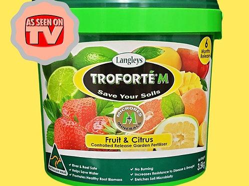 Troforte M - Slow Release Fertiliser