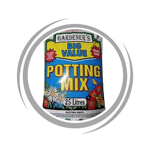 25 Litre - Potting Mix