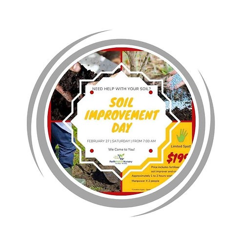 Soil Improvement Perth Garden centre
