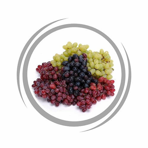 Seedless Grapes Sultana Black Maroo Cardinal Delivered Perth