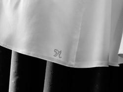 Personnalisation de la robe