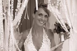 Une mariée...