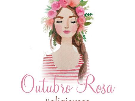 Outubro Rosa e #aligiarosa