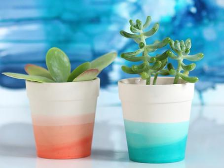 DIY - Vaso de Flor