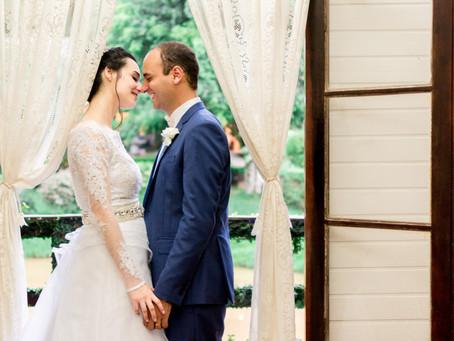 Nathália & Rafael - O Casamento