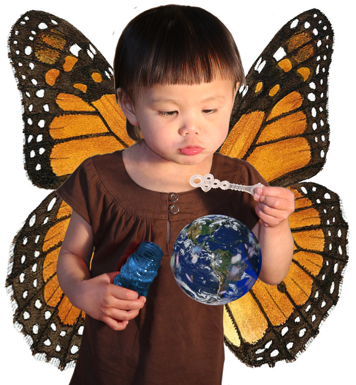 Earth Girl on Earth Day 2020