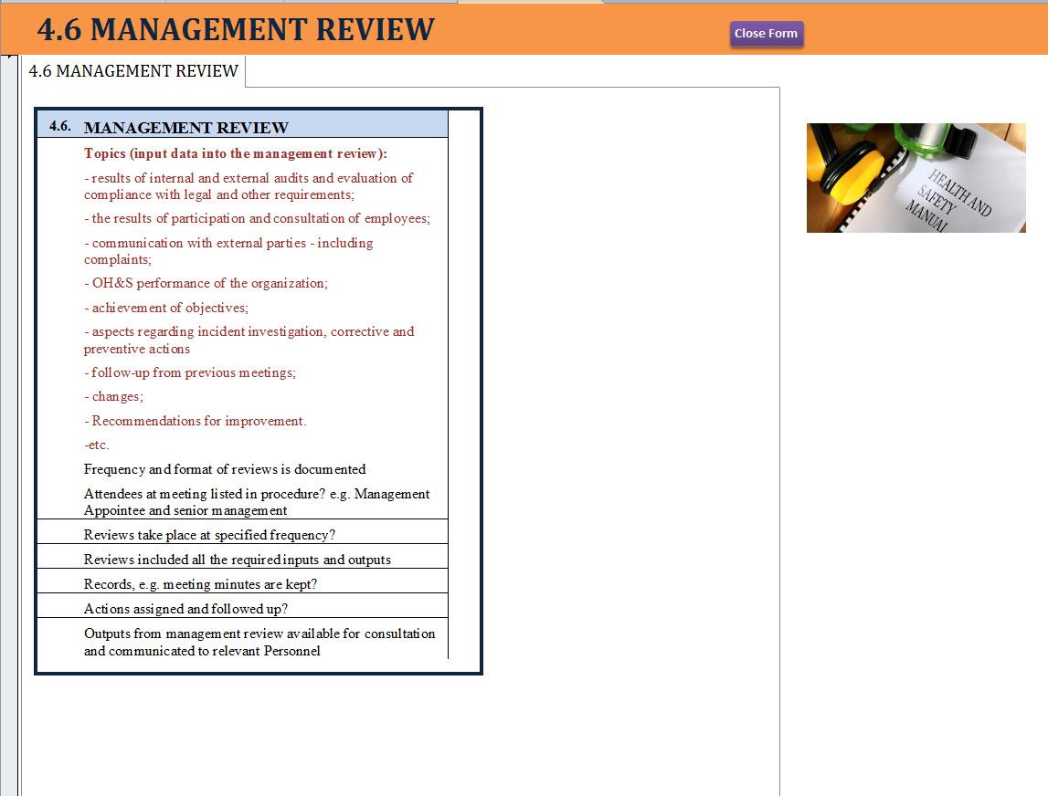 OHSAS 18001:2007 | QHSE Companion