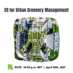 EO For Urban Greenery Management