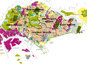 Summer Internship at the Urban Redevelopment Authority (URA) in Singapore | Bryan Goh