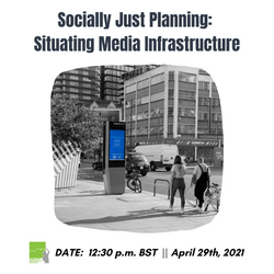 Socially Just Planning: Situating Media Infrastructure