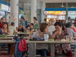 Tiong Bahru: A Recipe for Transformation