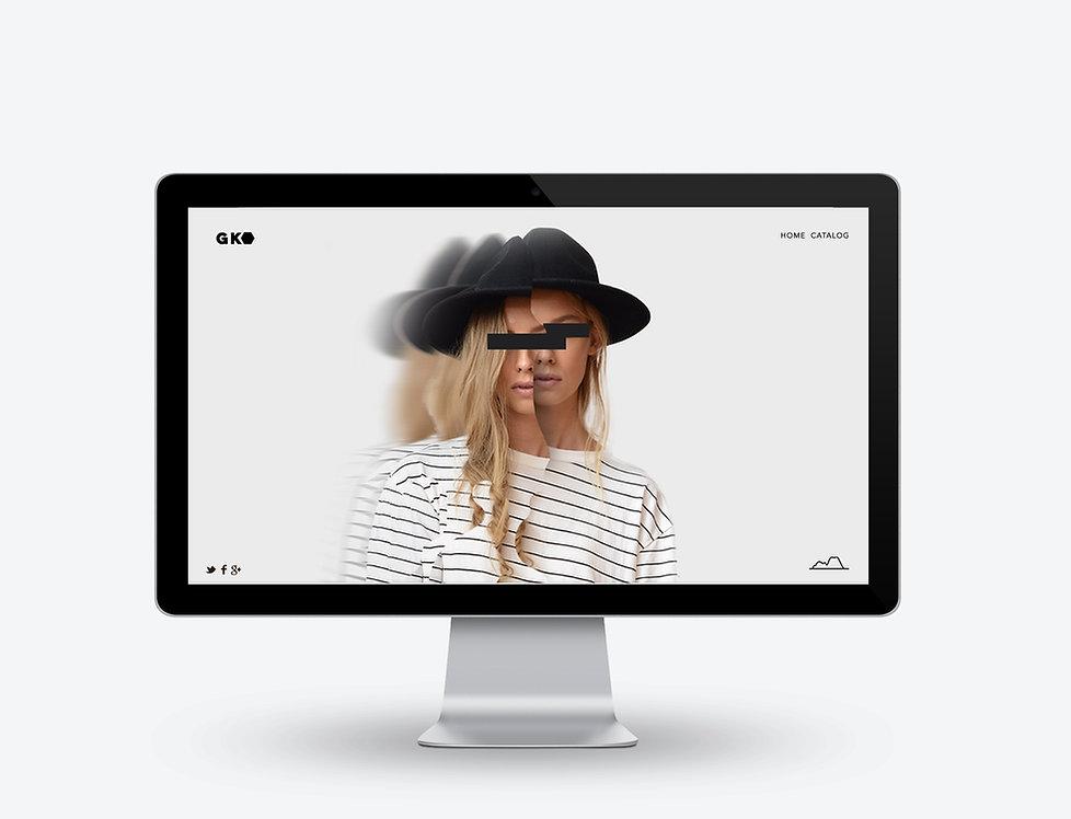 La pantalla de ordenador