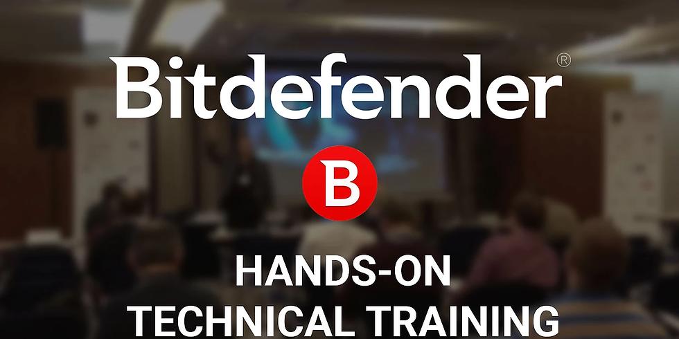 Bitdefender Hands-on Technical Training pro Partnery- online  30.09.2021