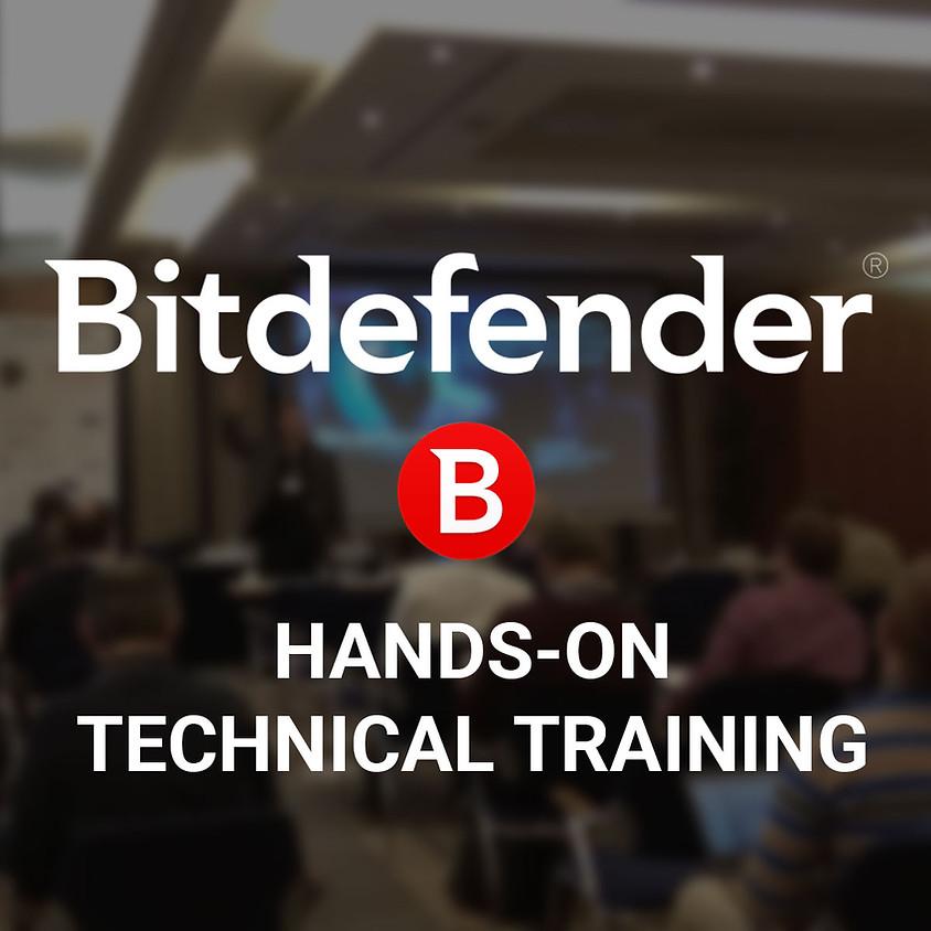 Bitdefender Hands-on Technical Training pro partnery- online  25.03.2021