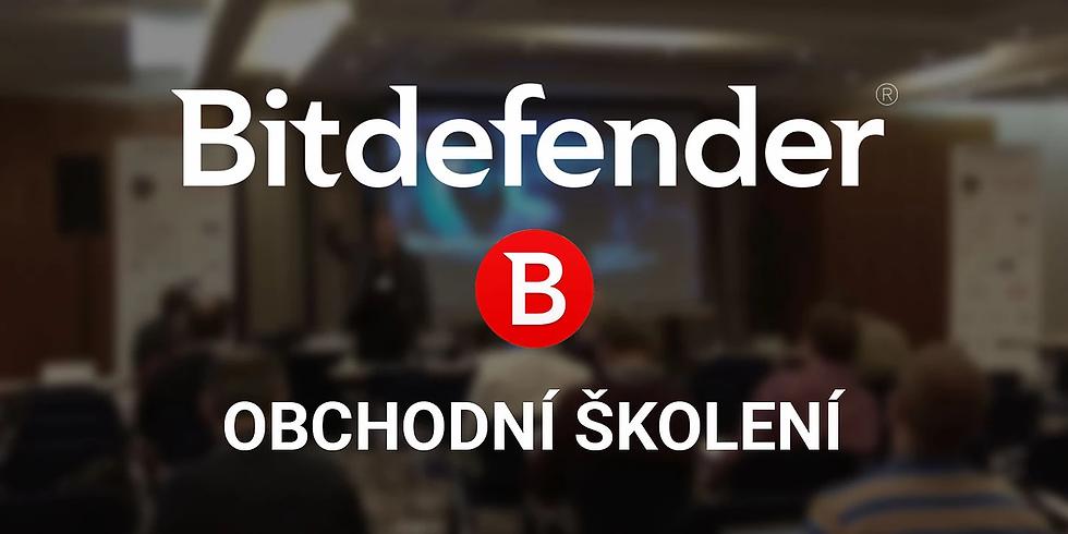 Obchodní školení Bitdefender Advanced pro Partnery - online  29. 9. 2021