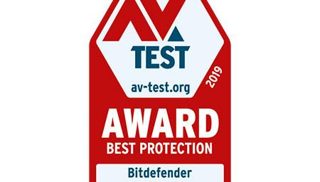 AVT-Test - Cena za nejlepší ochranu 2019