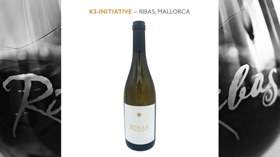 Ribas Blanc - Vino Blanco 2019
