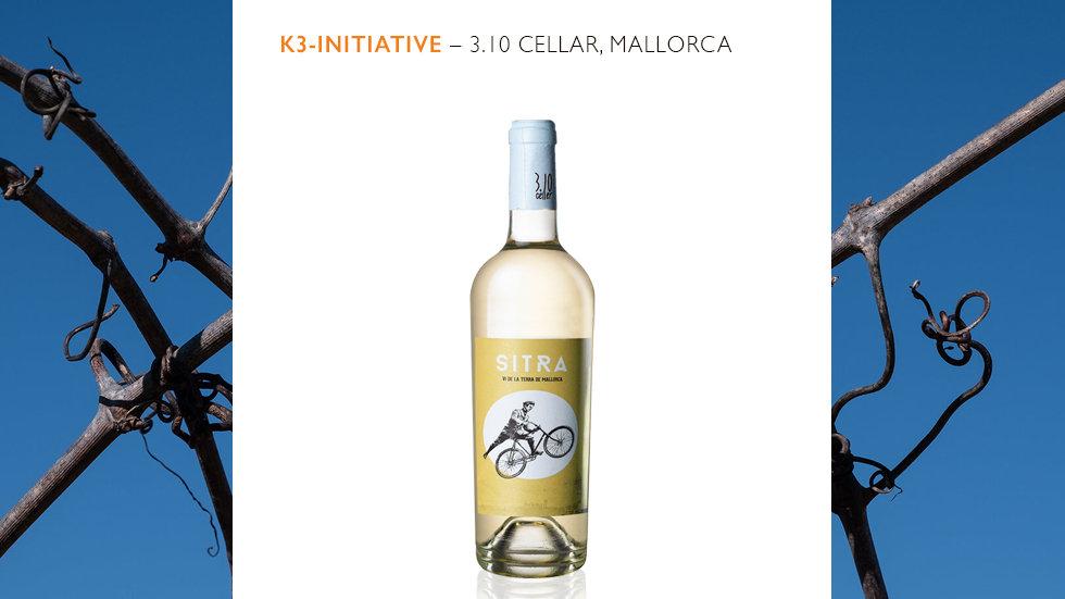 3.10 Celler - SITRA, Vino Blanco 2019