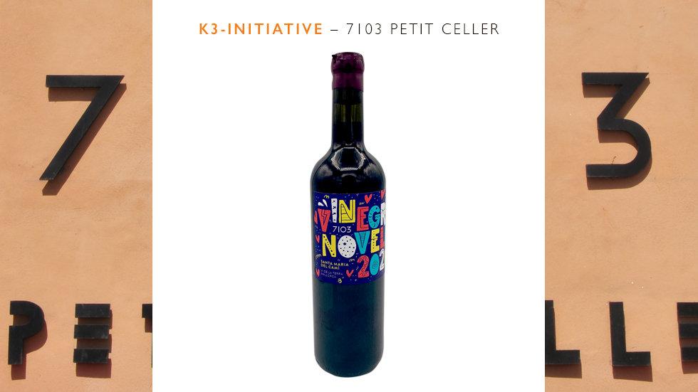 7103 Petit Celler – Novelle Negre 2020