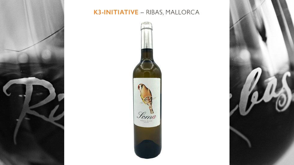 Ribas Soma Blanc - Vino Blanco 2019