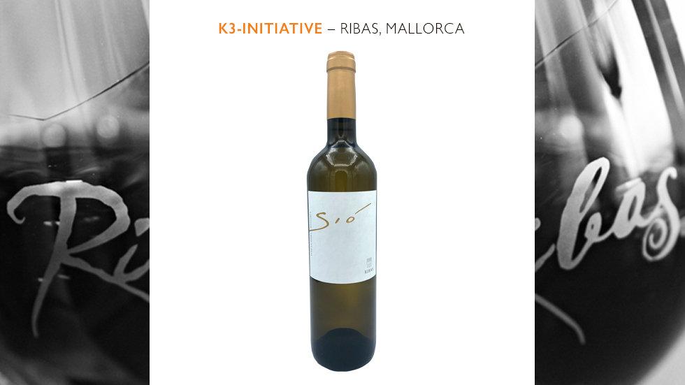 Ribas Sio Blanc - Vino Blanco, 2019